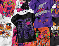 Seasonal designs for Walmart Infant/Toddler girls