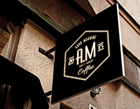 A.M Cafe and bakery/ Store & branding concept
