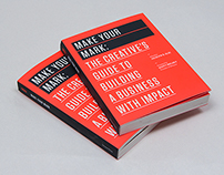 99U Book Design :: Make Your Mark (Vol 3.)
