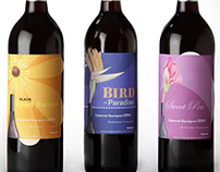 Packaging Design - Wine Bottles