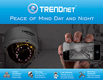 TRENDnet Magazine Ads