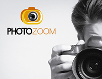 Photozoom - Redesign Id. Visual