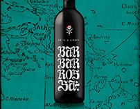 Custom wine bottle