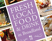 Local food and drink brochure 2014