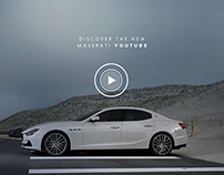 Maserati YouTube Home Page