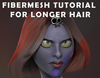 Fibermesh Tutorial (with some older ones)