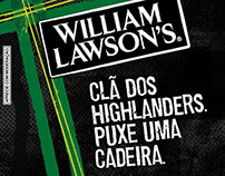 Card - William Lawson's