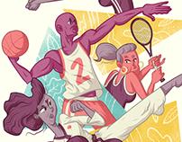 Los carbohidratos y los deportes
