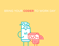 Bring Your Coder To Work Day