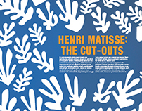 Henri Matisse: The Cut-Outs Exhibit