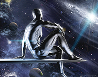 Observing Silver Surfer