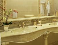 Modern Arabic Bathroom