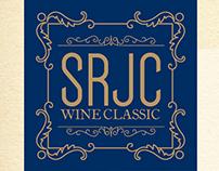 SRJC Wine Classic Logo & Branding