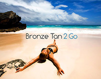 Identity Bronze Tan 2 Go