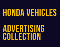 Honda / Ad Collection