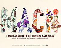Museo Argentino de Ciencias Naturales · Identidad