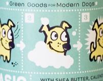 Olive Herbal Dog Shampoo