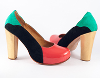 Commercial - Product Photography (Shoes)