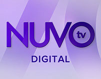 NUVOtv Online and Social Media Art