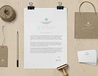 Gather Brand Identity