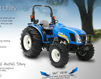 New Holland Website