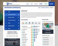 United States Drug Testing Laboratories Website