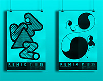 REMIX- posters