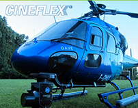 Aerial Camera Works   Brand & Web Design