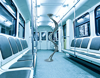 Metro Handrails