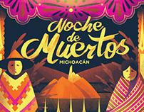 Noche de Muertos / Michoacán