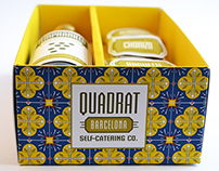 Package Design: Quadrat