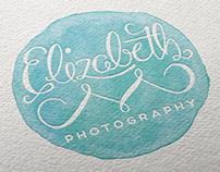 Elizabeth M. Photography Branding
