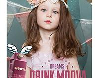 Moova Milk Campaign