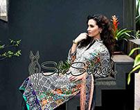 Mavi Designer Embroidered Collection 2014