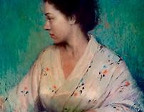 The Silk Robe