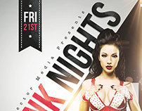 Kink Nights - Flyer