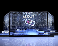 Absolut Vodka - Beijing - 2010