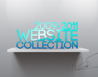 Website collection 2009 - 2011