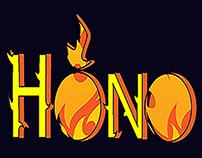 Hono, the  Flame Samurai