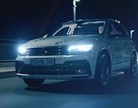 Volkswagen Tiguan Commercial