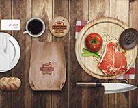 Steak House Branding