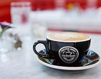 Arabica Coffee Shop Branding