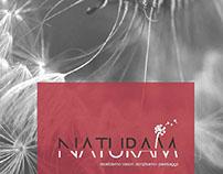 Naturam srl - Brand identity - Web development