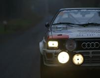 Audi - Quattro Stories 'Prepare for Thunder'