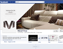 Facebook Cover - Móvel Vivo