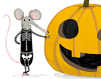 Hallowee Illustrations