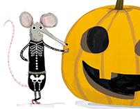 Hallowee Illustrations