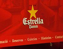 Estrella Damm, reserves