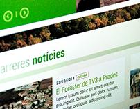 Webs Municipals. Diputació de Tarragona