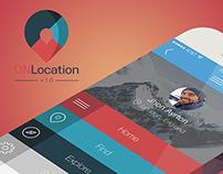 ONLocation app